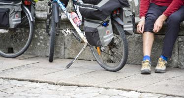 Camino Francés en bicicleta desde Ponferrada
